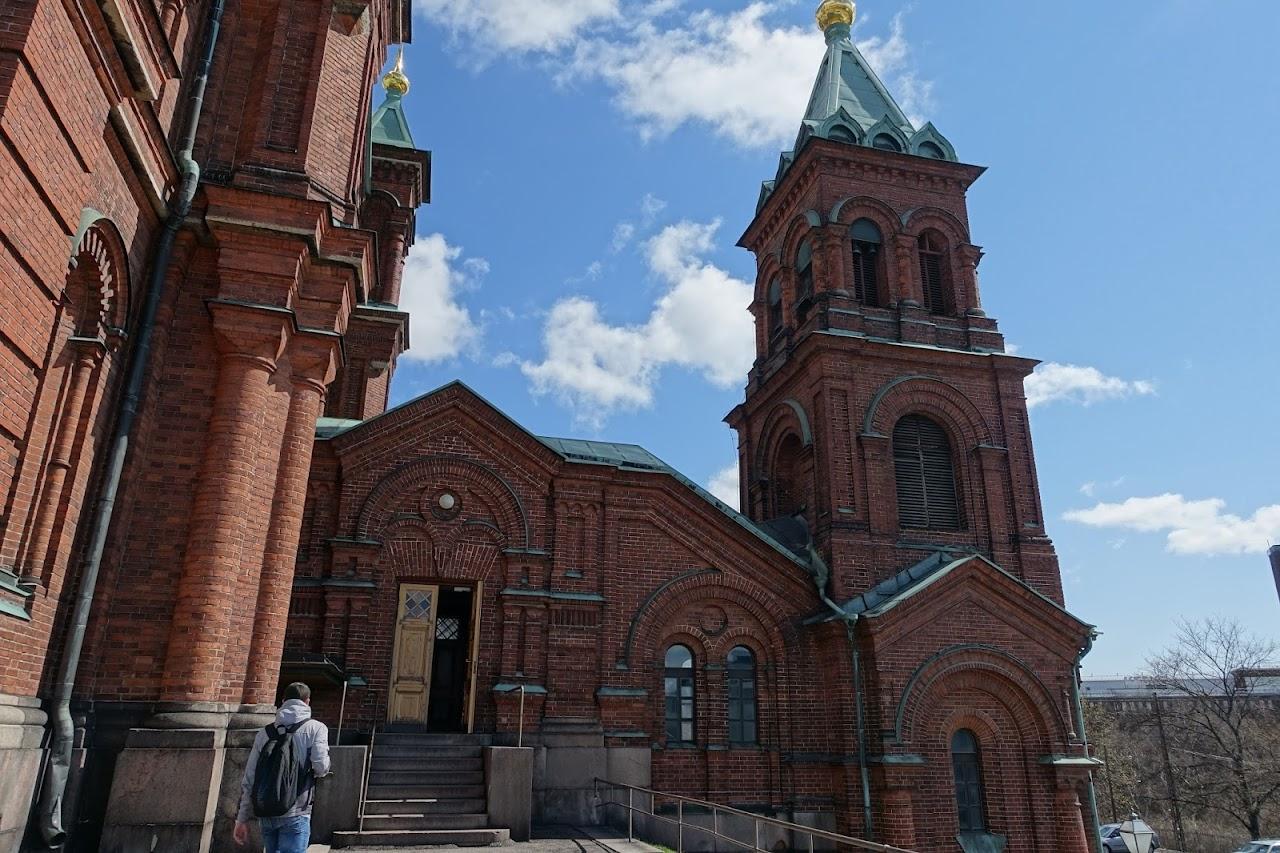 ウスペンスキー寺院(Uspenskin katedraali)