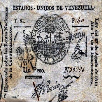 Historia Primeros Billetes Venezolanos