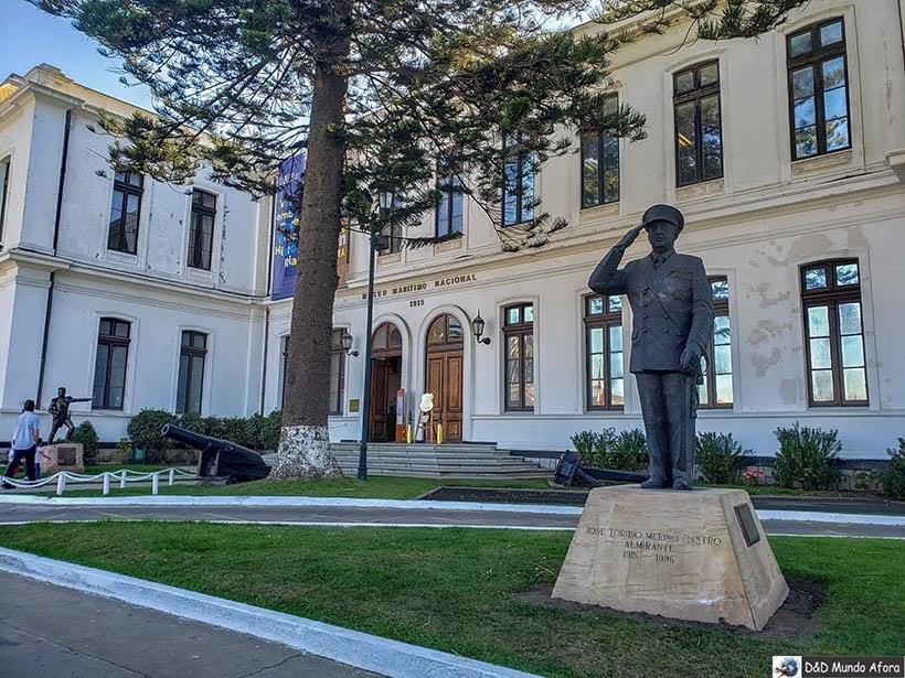 Museu Nacional Marítimo - O que fazer em Valparaíso em algumas horas
