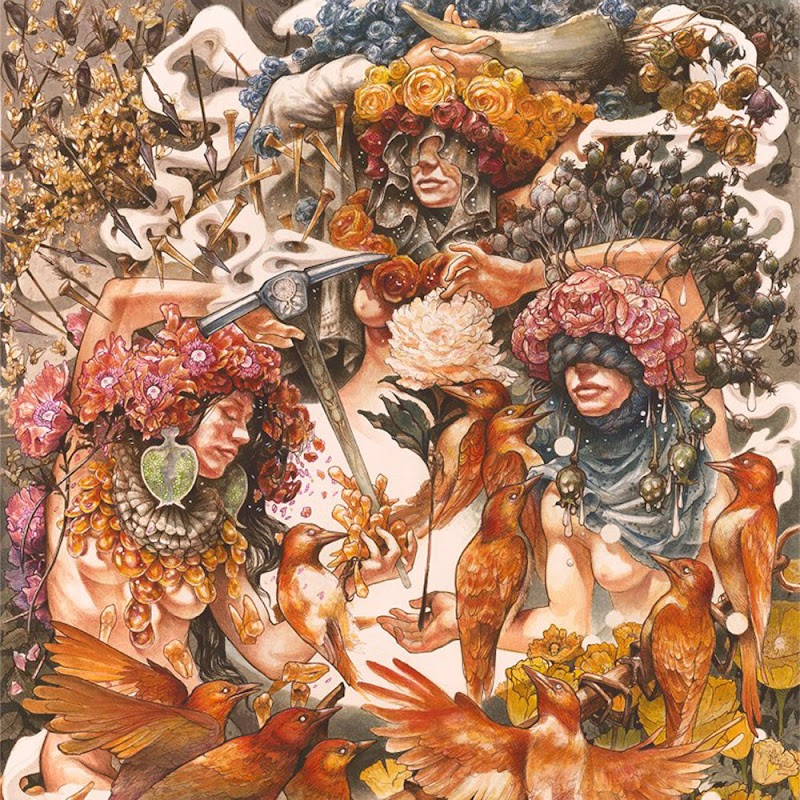Baroness - Gold And Grey | Review
