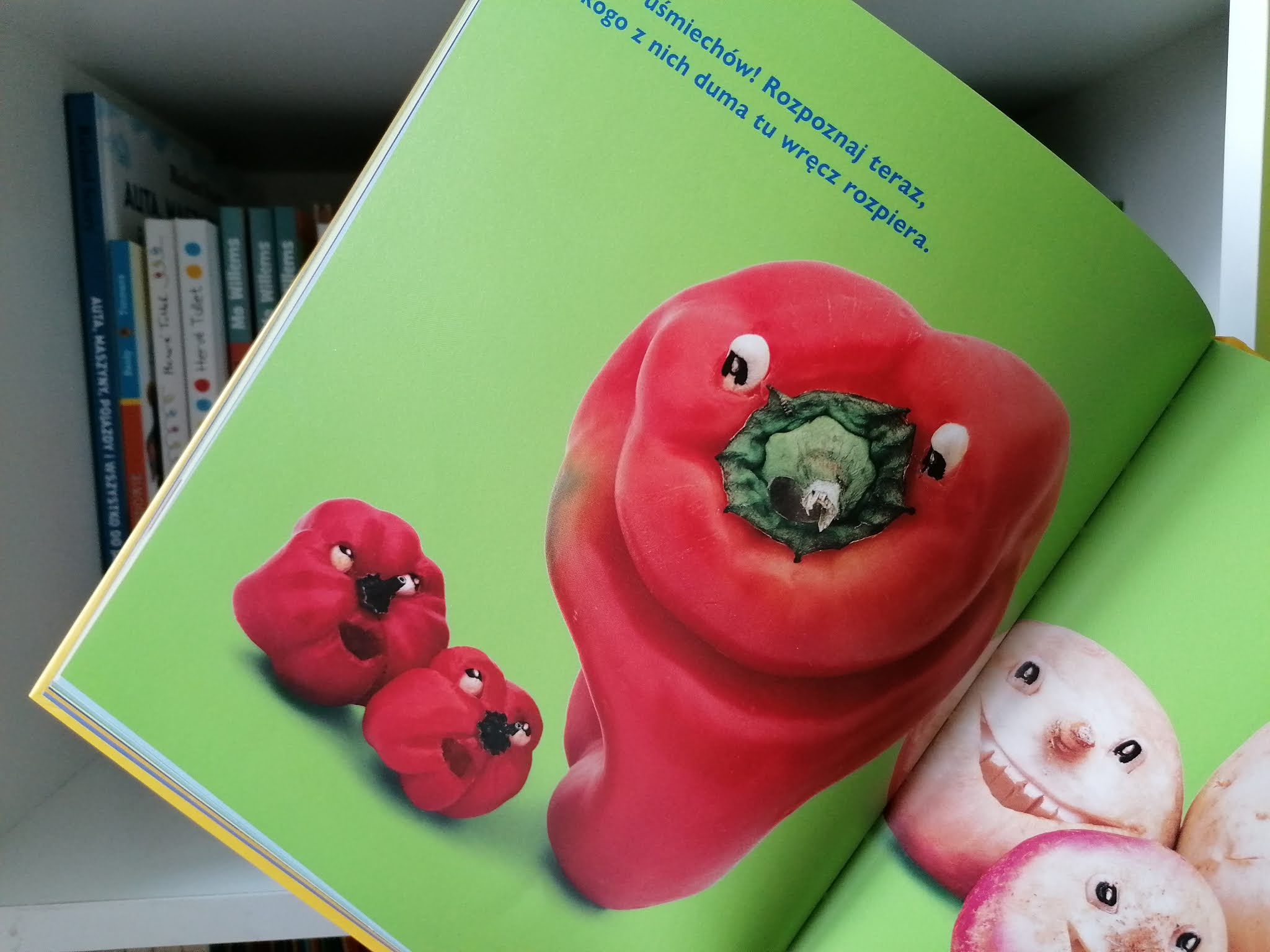 Książka o emocjach