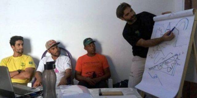 Chapada: ICMBIO realiza curso de planejamento e manutenção de trilhas em Mucugê
