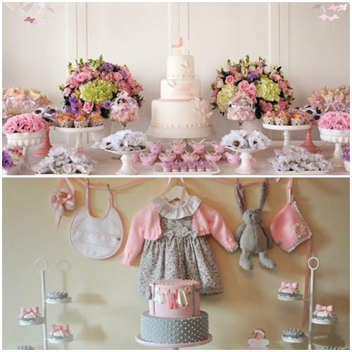 temas para chá de bebê meninas