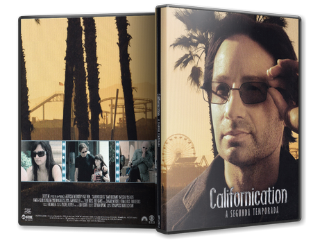 Capa DVD Californication - 2ª Temporada