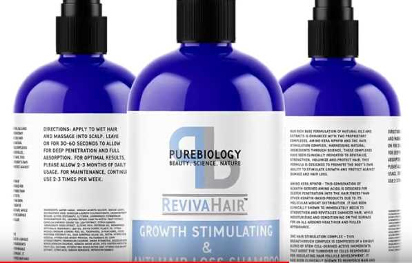 Best Shampoo for Thinning Hair in 2020