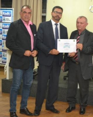 Vereador Farias parabeniza homens da segurança pública do Cariri