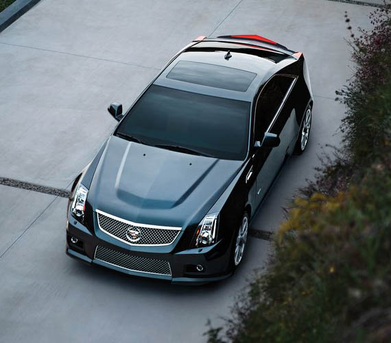 Cadillac CTS-V Coupe, 2011, Car Accident Attorney