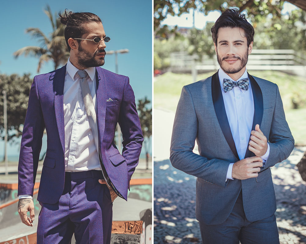 Como escolher o terno ideal