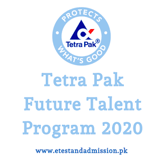 Tetra Pak Future Leaders Program 2020