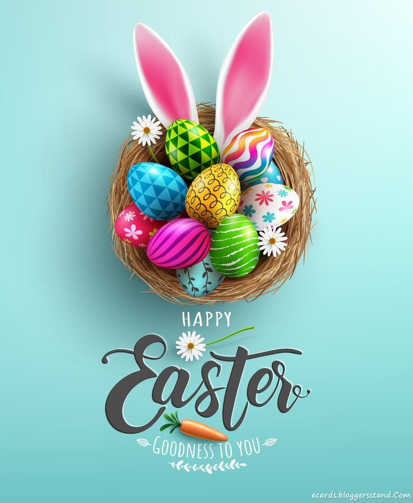 Happy Easter messages - Congratulations quotes and wishes