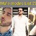 pakistani male models list- pakistani male model name list