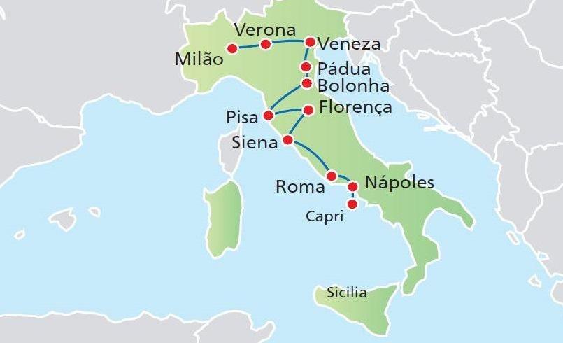 mapa aeroportos italia Todas as dicas de aluguel de carro em Roma | Dicas da Itália mapa aeroportos italia