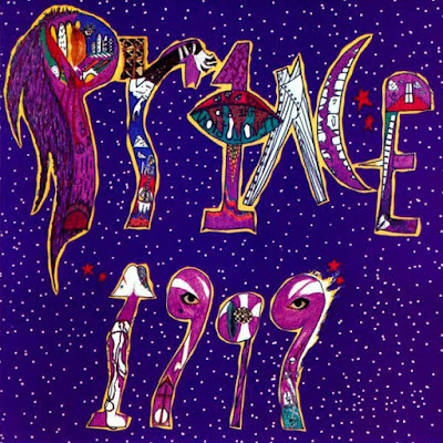 prince 1999 handmade type cover design