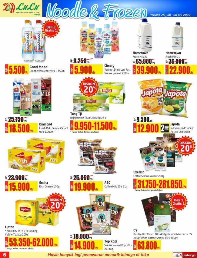 Katalog Promo LULU Supermarket 25 Juni - 8 Juli 2020 6
