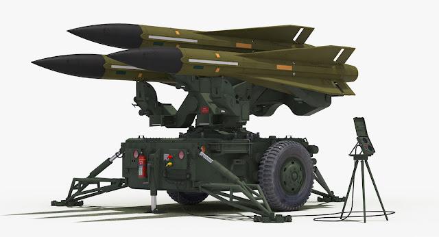 Sistem pertahanan udara MIM-23 Hawk