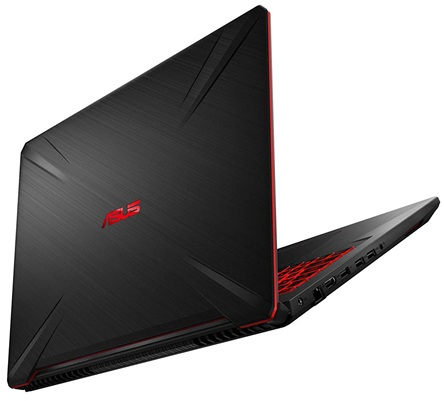 ASUS FX705GD-EW086: panel Full HD de 17.3'' con procesador Core i7 y gráfica GeForce GTX 1050 (4 GB)