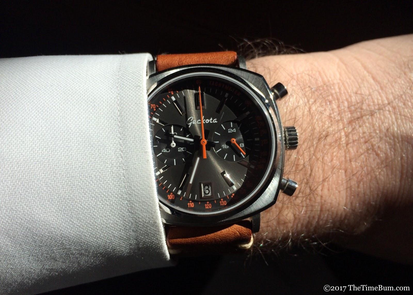 Geckota C-1 wrist