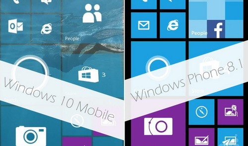 Perbandingan Performa Windows Phone 8.1 vs. Windows 10 Mobile