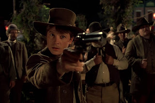 back to the future part three western koboi