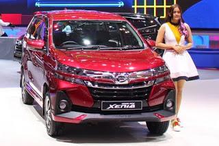 Harga Daihatsu Xenia Palembang