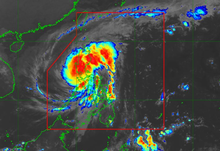 'Bagyong Ulysses' PAGASA weather update November 12, 2020