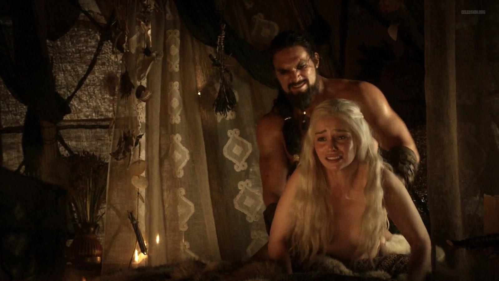 Are not Game of thrones emilia clarke sex