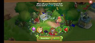 Farming Item di Game FarmVille 2: Country Escape