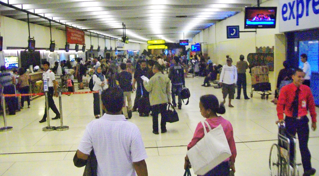 Banda Soekarno Hatta | Terminal 1B