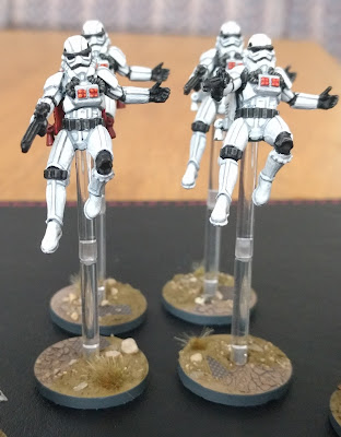 Imperial Assault Jabbas Realm Jet Troopers