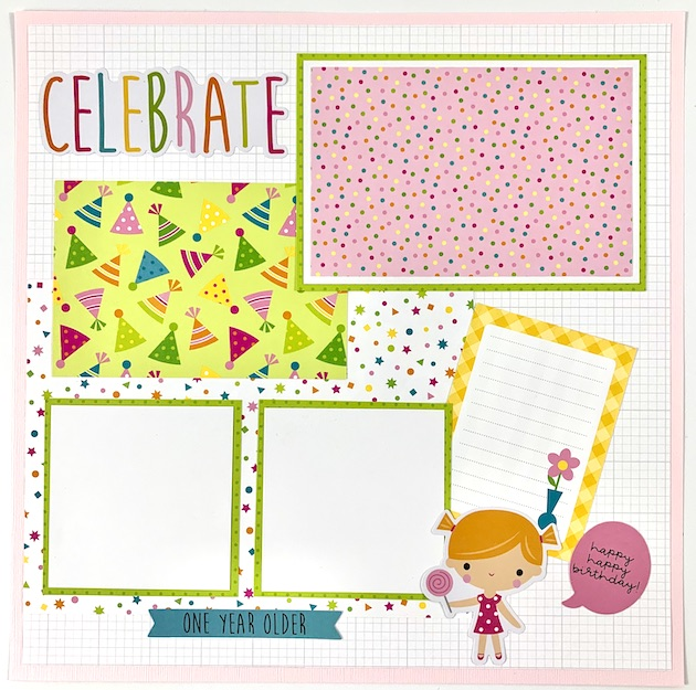 https://artsyalbums.shop/collections/scrapbook-page-layout-kits/products/birthday-pink-6-page-scrapbook-layout-kit
