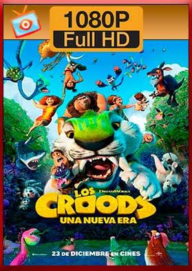 Descargar Los Croods 2 una nueva era 1080p latino mega y google drive