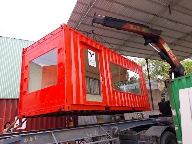 Container Văn Phòng Tại Tây Ninh Giá Xuất Xưởng