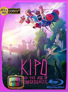 Kipo y la Era de los Magnimales (2020) Temporada 1 HD [1080p] Latino [GoogleDrive] SilvestreHD