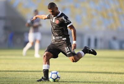 Willian Maranhão deixa o Vasco e assina com o Atlético-GO
