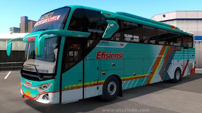 Jetbus 3 SHD Adudu Edit Scania K360 Bus Efisiensi