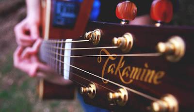 Những dòng đàn guitar takamine Nhật phổ biến hiện nay trên thế giới