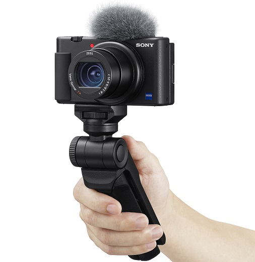 Sony's Vlogging Camera ZV1