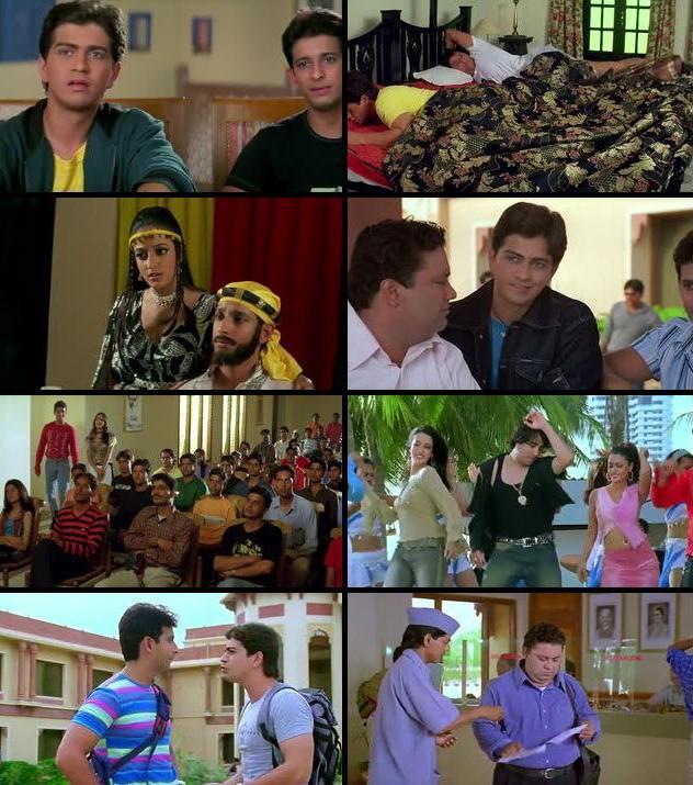 3 Bachelors 2012 Hindi 480p HDRip