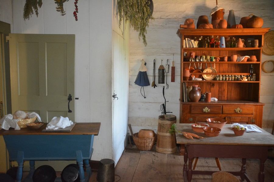 Photo cuisine Old Salem