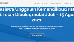 4 Jenis Beasiswa Dari Kemdikbud 2021, Cek Syarat dan Programnya!