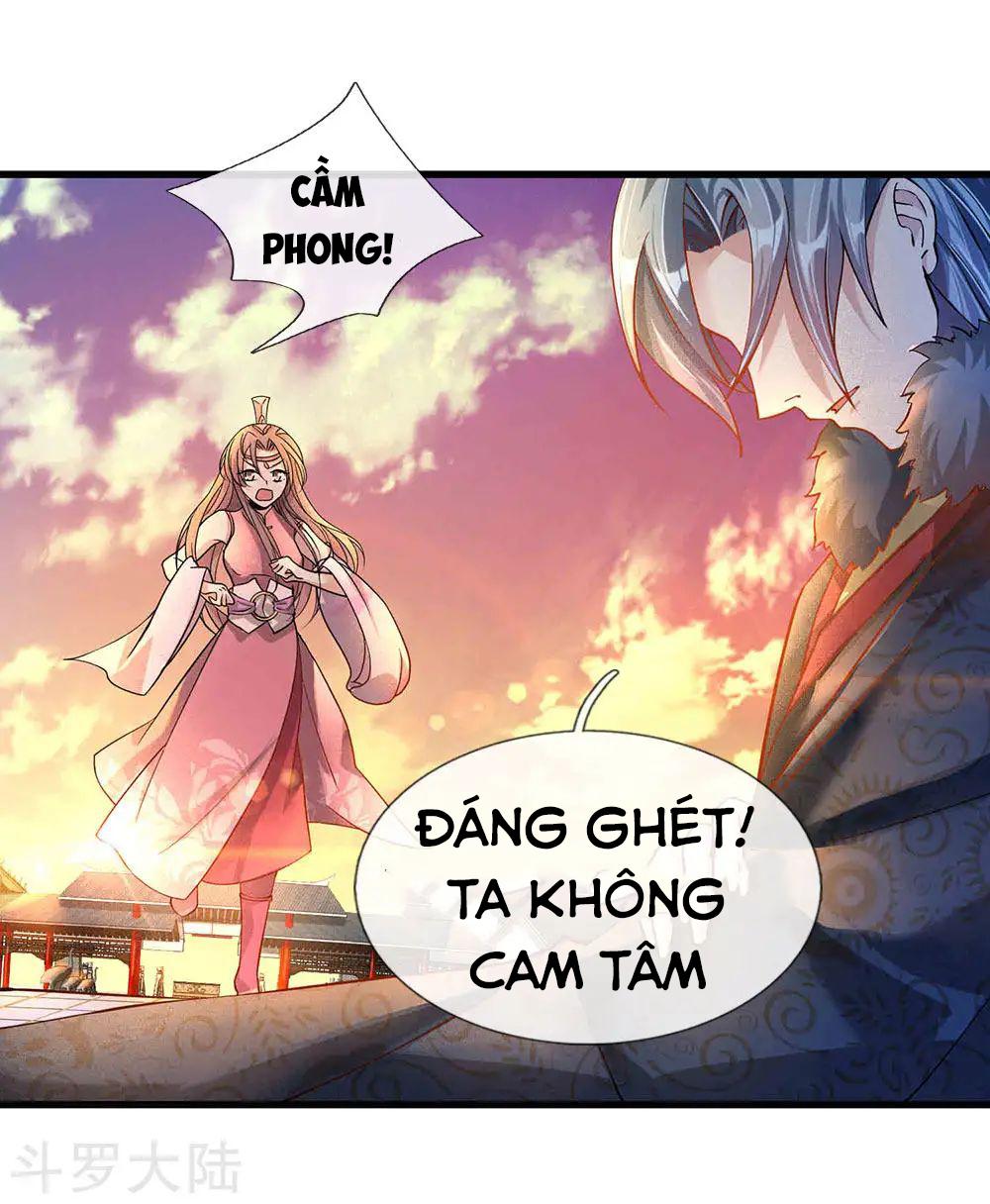 Nghịch Thiên Kiếm Thần chap 58 - Trang 10