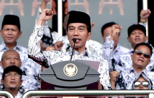 Presiden Joko Widodo telah menandatangani Peraturan Pemerintah (PP)