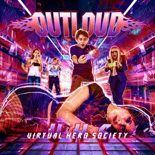 """Το βίντεο των Outloud για το """"Virtual Heroes"""" από το album """"Virtual Hero Society"""""""