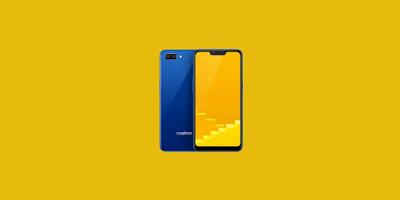 Cara Mengubah Tema Smartphone Realme C1