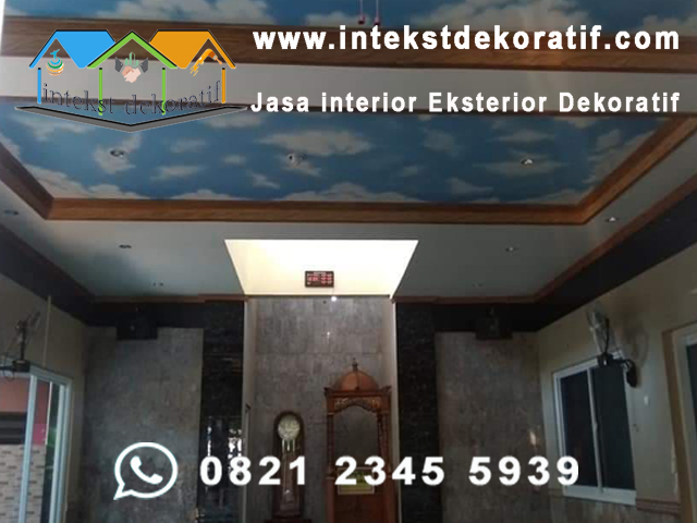 Spesialis Jasa Cat Dinding Motif Jabodetabek & Bandung