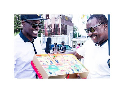 Indomie celebrates 2face, Alibaba, Ice Prince, Falz & other amazing celebrities with the 'You Like No Other' Celebrity Packs