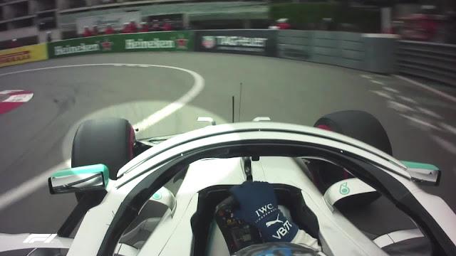 F1 2019 Monaco GP - On-Board Highlights