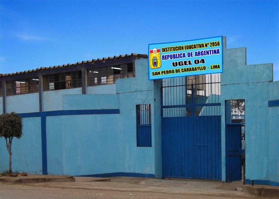Escuela 2050 REPUBLICA DE ARGENTINA - Carabayllo