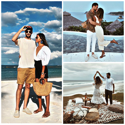 Para ellos: Atuendos ideales para una cita en la playa