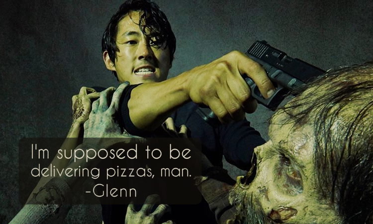 Oh So Geeky: 15 Epic Quotes From The Walking Dead